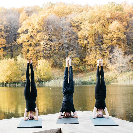 retraite de yoga proposée par Soham Yoga Orléans