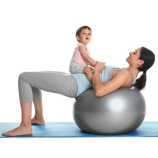Cours particuliers de yoga postnatal